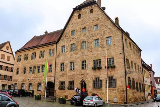 Haus der Geschichte Dinkelsbühl