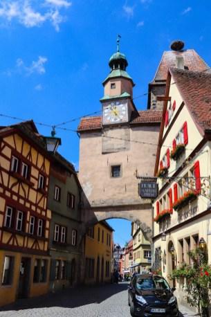 Markusturm Röderbogen Rothenburg