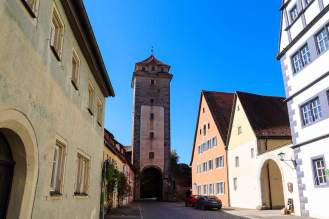 Spitaltor Rothenburg