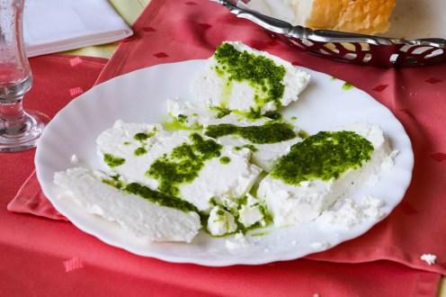 Appetizer Käse Restaurant Amfora