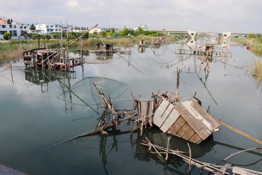 Fischerhäuser Ulcinj
