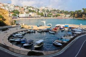 Marina Kaceme (Hafen von Ulcinj)