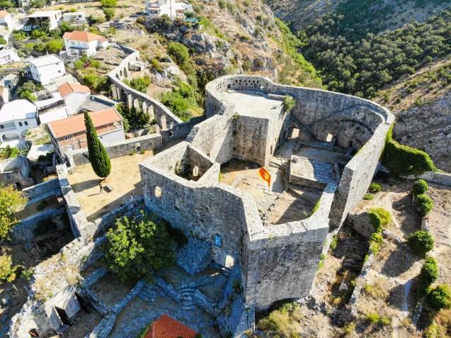 Stari Bar Fortress