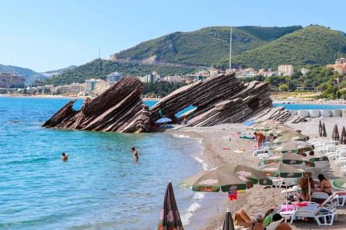 Rafailovići Beach