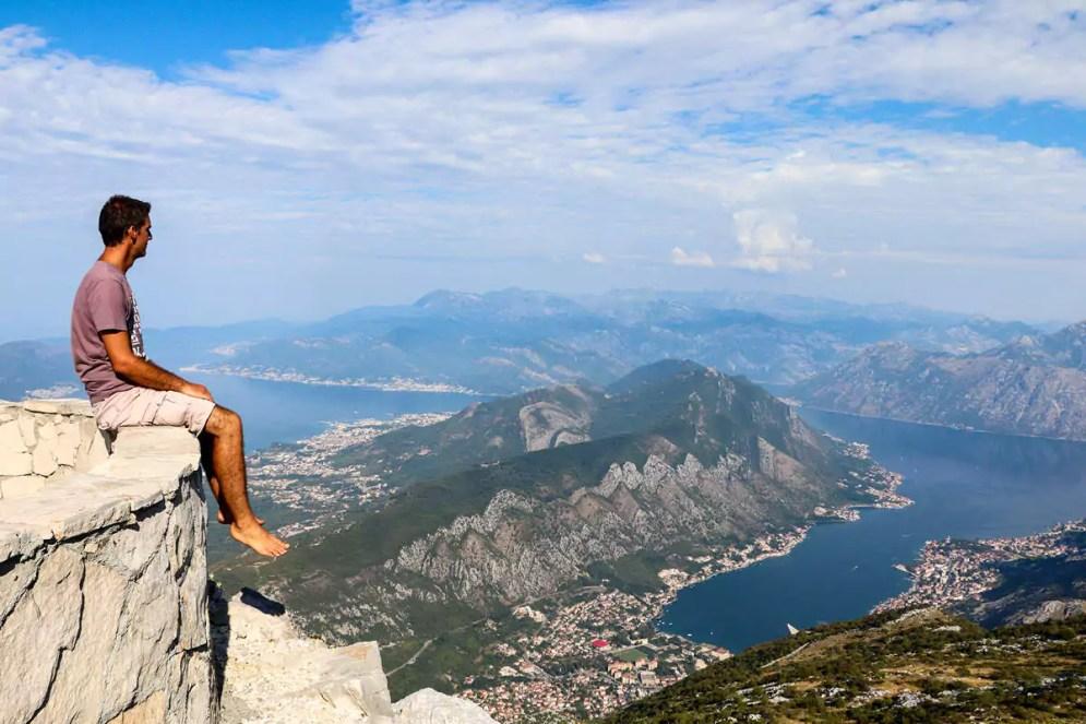 Aussichtspunkt über Kotor