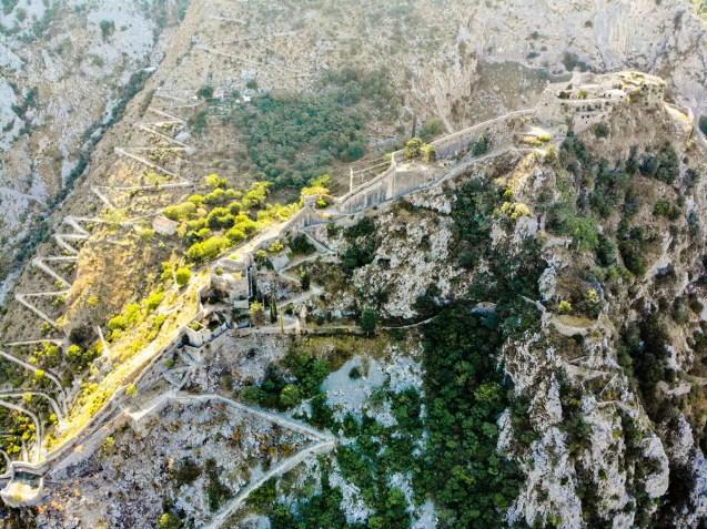 Festung von Kotor