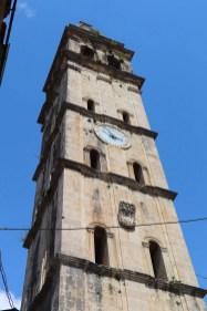 Glockenturm Perast Montenegro