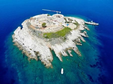 Insel Mamula
