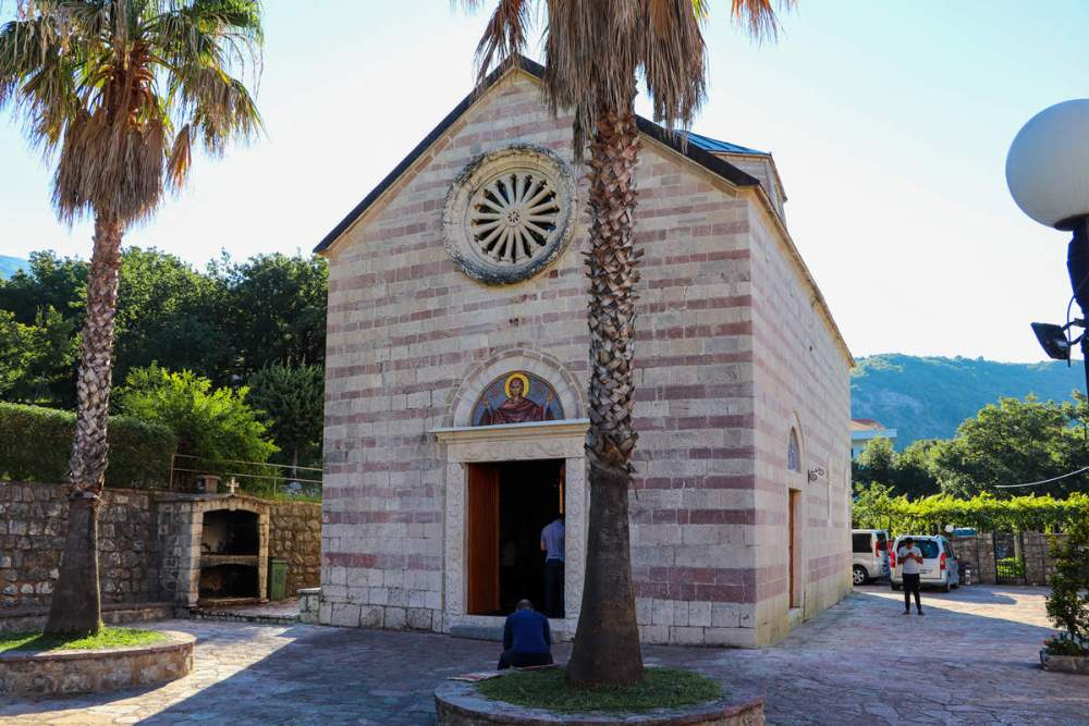 Kloster Podmaine