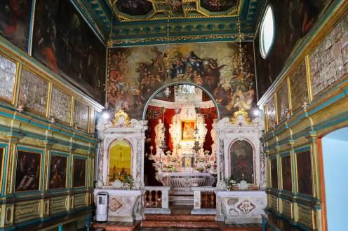 Kirche Maria vom Felsen