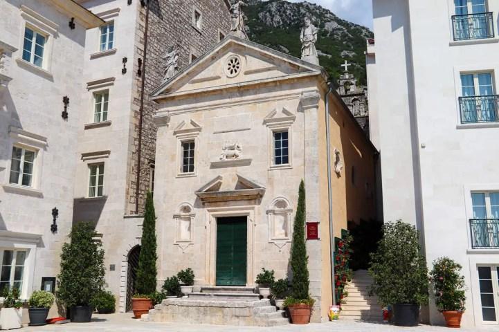 Markuskirche Perast