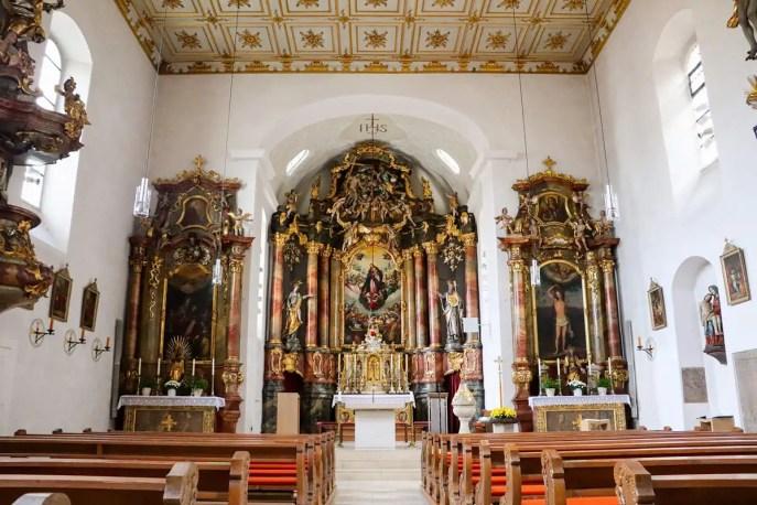 Pfarrkirche Maria Himmelfahrt Kipfenberg