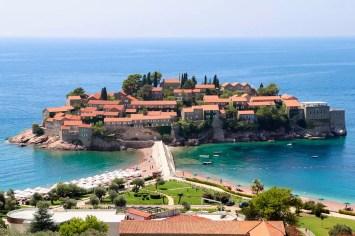 Peninsula Sveti Stefan