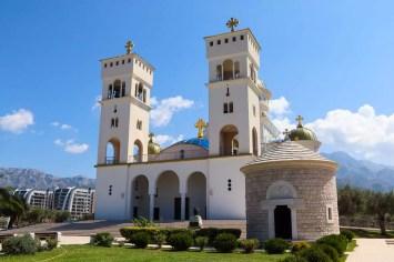 Kirche von St. Jovan Vladimir