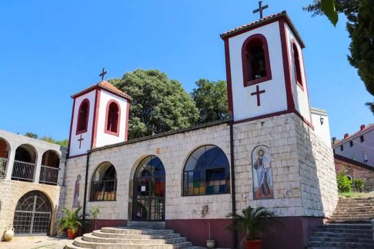 Kloster Dajbabe in Podgorica