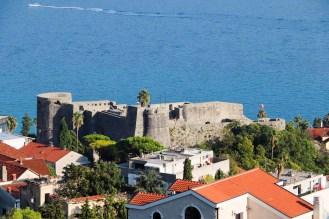 The Sea Fortress Herceg Novi