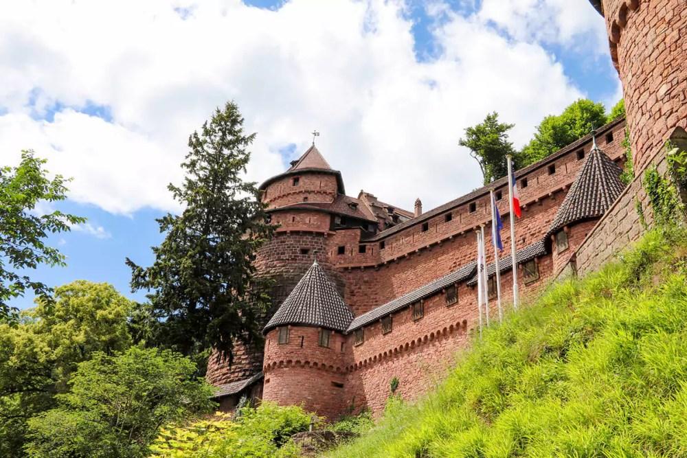 Schloss Hohkönigsburg