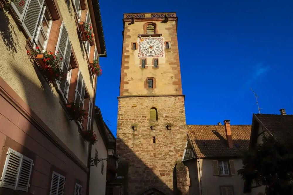 Fleischerturm Ribeauvillé