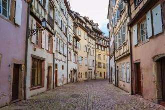 Petite Rue des Tanneurs in Colmar