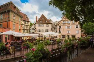 Place de l'Ancienne Douane in Colmar