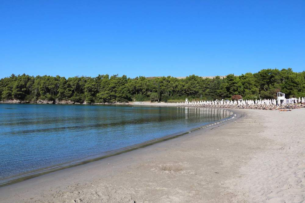 Plavi Horizonti Beach