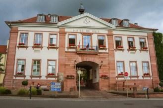 Hotel de Ville Riquewihr