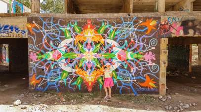 Cala D'en Serra Graffiti