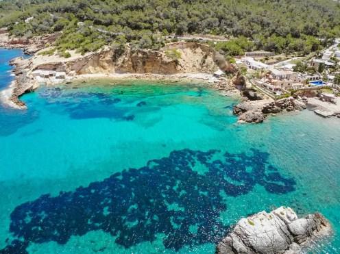 Cala Xarraca auf Ibiza