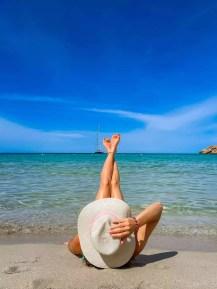 Beach Cala Tarida