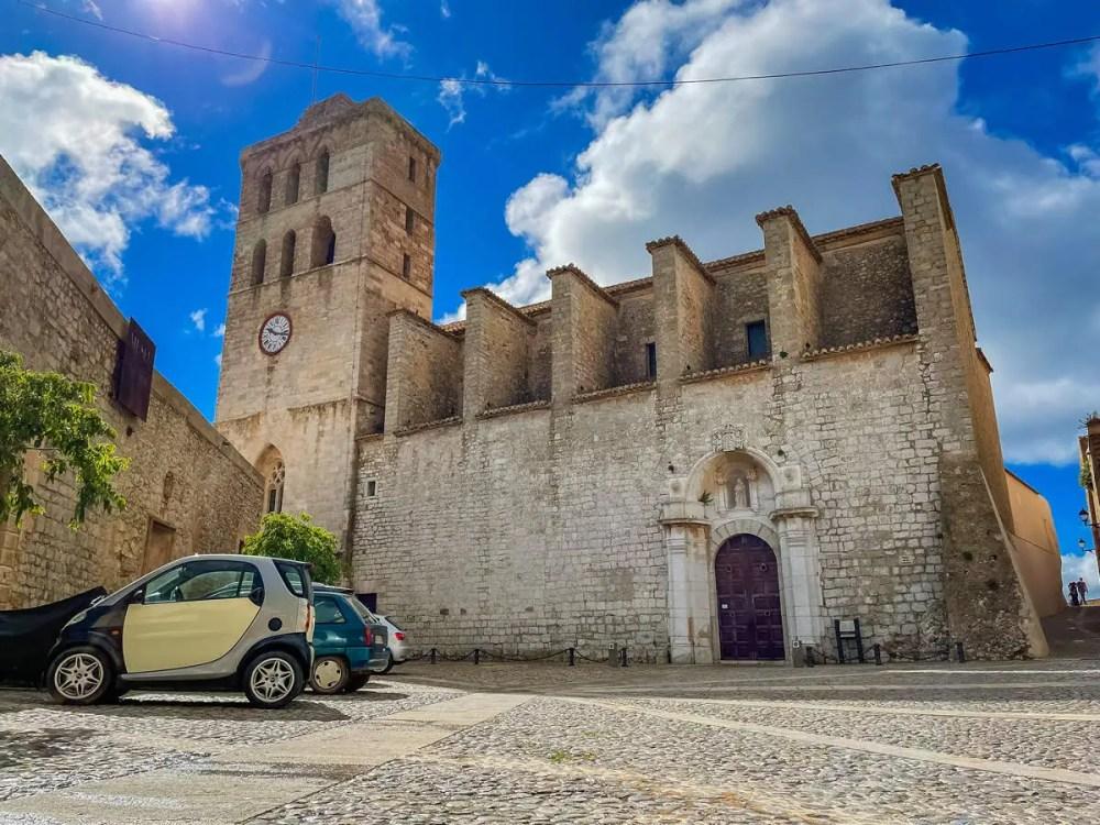Kathedrale Ibiza