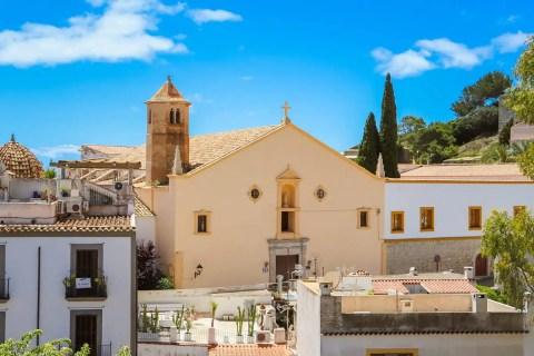 Kirche Santo Domingo Dalt Vila