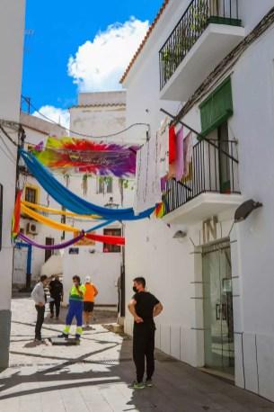 Schwulenviertel Ibiza