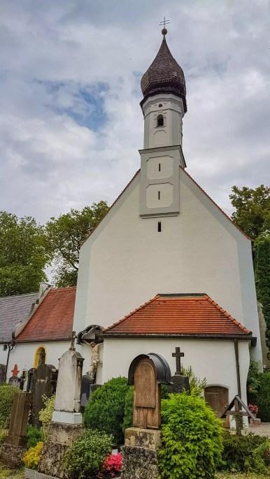 Hofmarkskirche Bernried