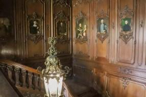 Eichenholztreppe Festetics Palast