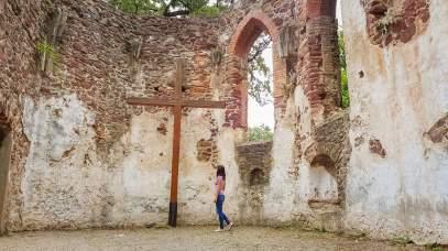 Ruine Paulanerkloster Salföld