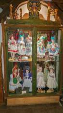 Volkstrachten Puppenmuseum Keszthely