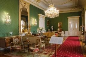 Wohnzimmer im Festetics Palast