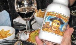 Biere du Boucanier, a real Belgian pirate's brew!