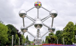 Atomium – A Futuristic Brussels Icon