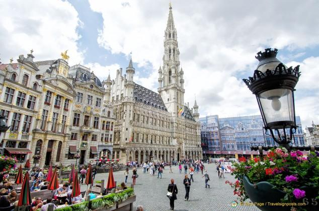 Brussels Hôtel de Ville