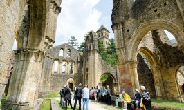 Orval monastery