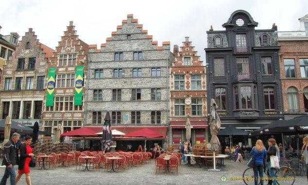 Ghent restaurants