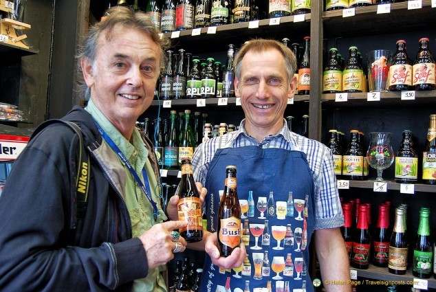 Belgian Beers and Brews