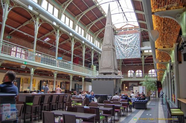 Halles Saint-Gery