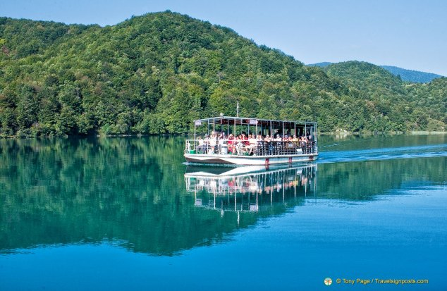 Croatia's  World Heritage Plitvice Lakes National Park