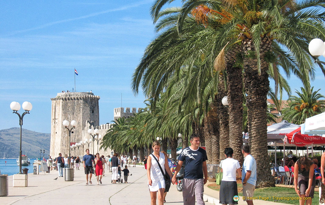 Krka and Trogir - Croatia Road Trip Part 4