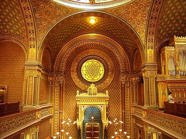 Spanish Synagogue - Jewish Museum