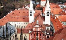St George's Basilica – An Important Landmark at Prague Castle