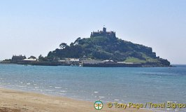 Marazion and St Michael's Mount