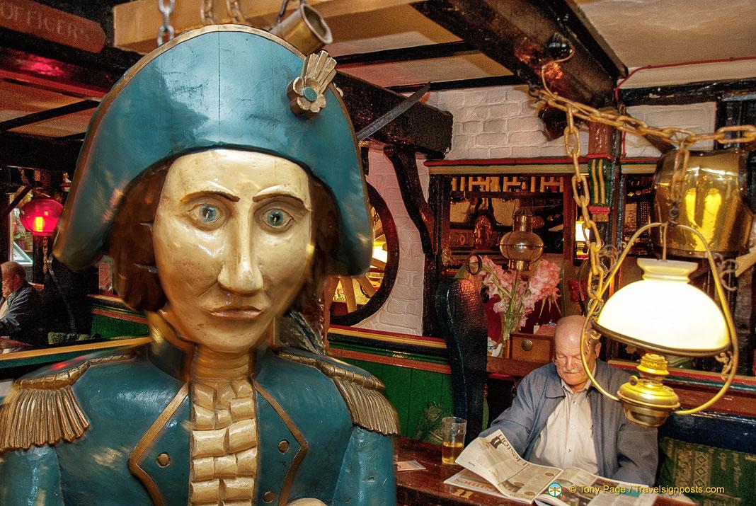 Admiral Benbow Inn - A Unique Pub in Penzance